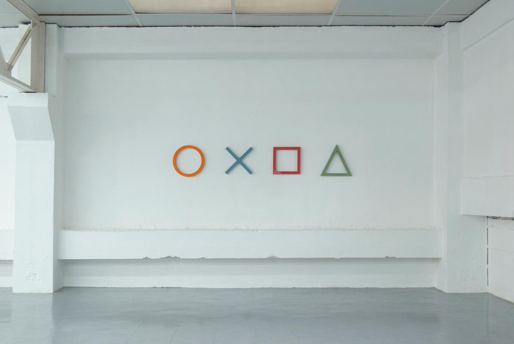 Sony géométrie