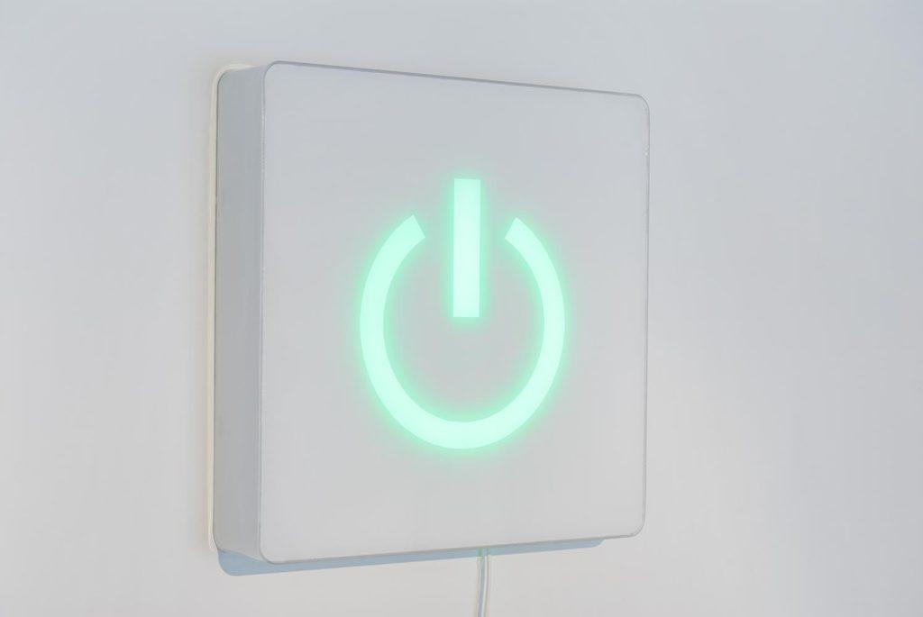 Power lightbox